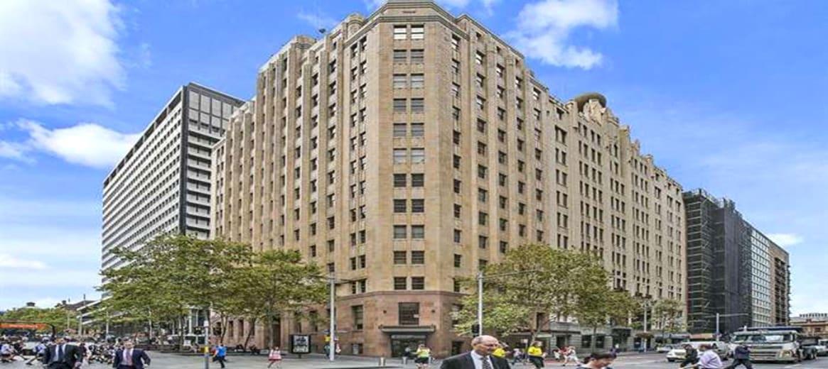 53 Martin Place, Sydney - Marshall Investments